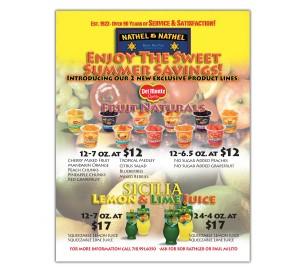 drgli nn produce flyer design print work