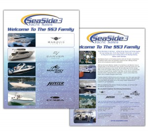 drgli seaside3 NY Boat show design print work