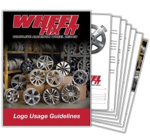 drgli wfi logo kit design print work