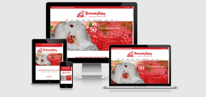 buttercooky bakery website