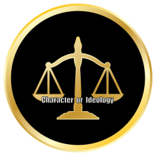 Scales of Justice: Character or Ideology?