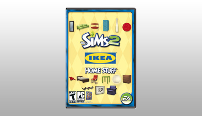 The Sims 2 IKEA Stuff is now official