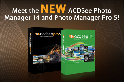 Meet the New ACDSee Photo Manager 14 and Photo Manager Pro 5!