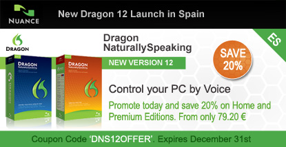 New Dragon 12 Launch in Spain