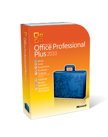 Office Professional Plus 2010 - Just $9.95