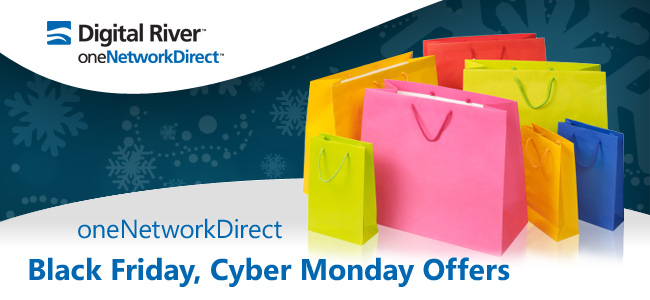 Digital River oneNetworkDirect | The countdown to Black Friday has begun!