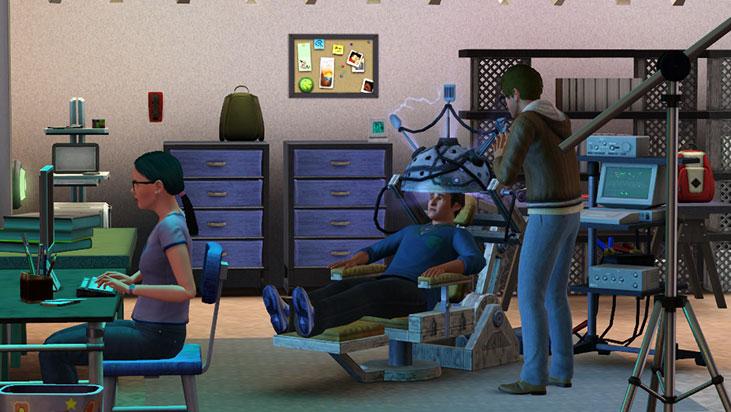 The Sims 3 - Vida Universitária