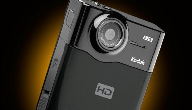 Kodak Zi8 high definition pocket video camera