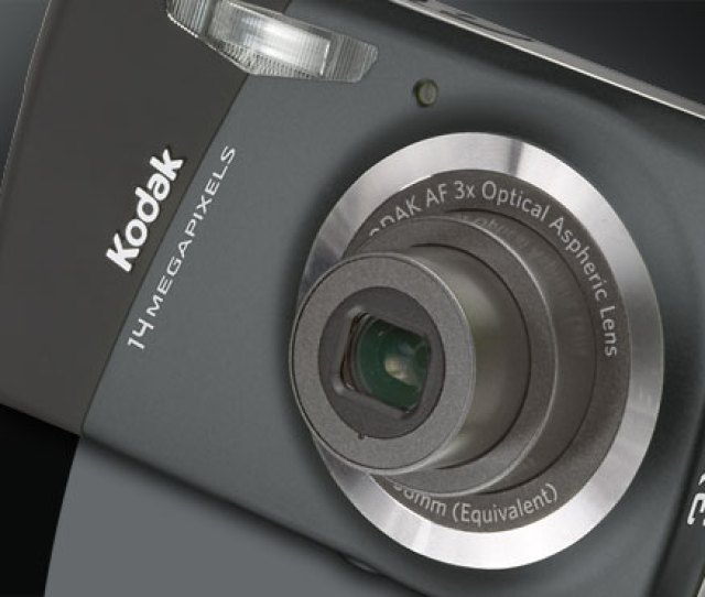 Kodak Easyshare M531 Digital Camera Carbon