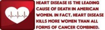 Heart disease kill more woman than Cancer- Thyroid testing
