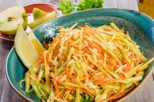 Apple-Carrot Salad
