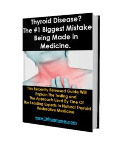 Thyroid Disease - The #1 Biggest Mistake Being Made in Medicine - Dr. Richard Hagmeyer