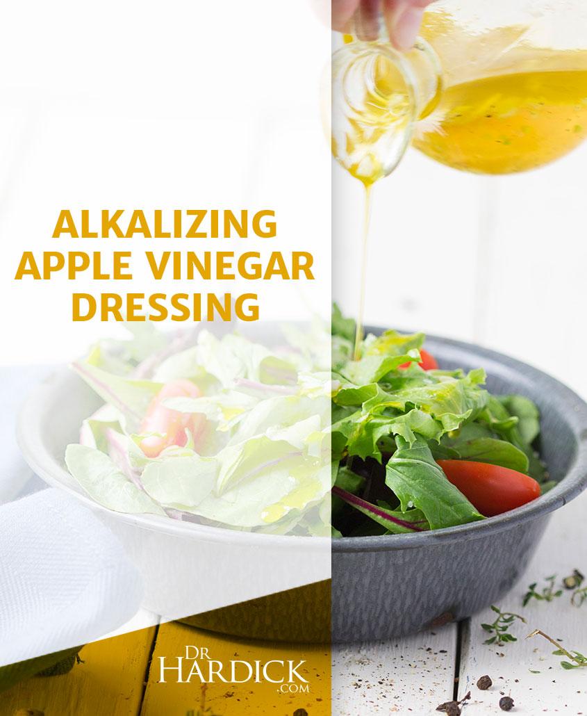 apple vinegar dressing