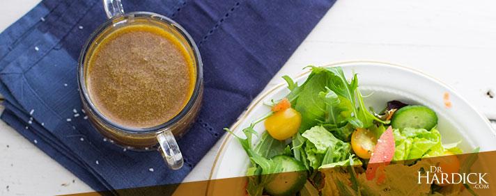 Turmeric Dressing Recipe