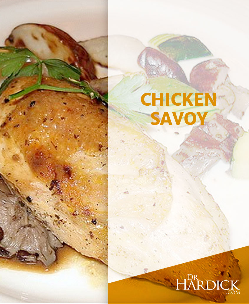 Chicken Savoy