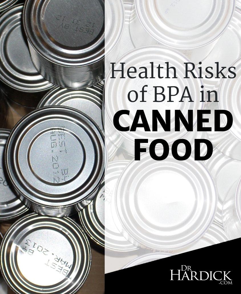 BPA Canned Food