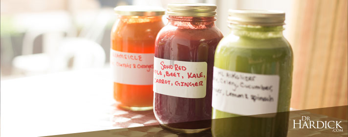 Why and How Juicing Can be Healthy