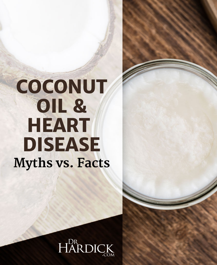 Coconut Oil, Heart Disease & Everything the AHA Got Wrong in that Recent Report