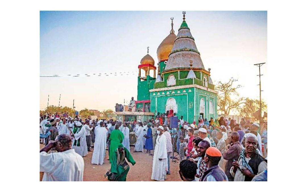 مراكز العاصمة الصوفية: مجمع ضريح الشيخ حمد النيل في أمدرمان حالة استثنائية