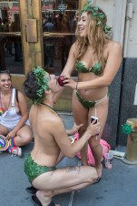 Adam, Eve and the Big Apple