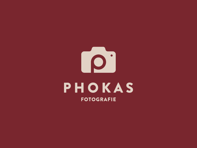 phokas 30 Clever Examples of Negative Space Logos