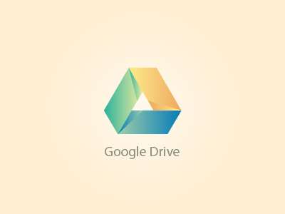 Google Drive icon by Matt Rossi
