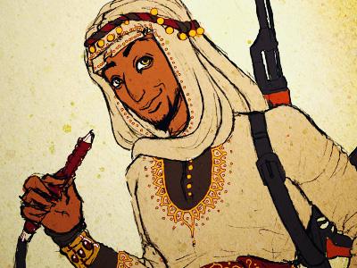Aladdin Dribbble