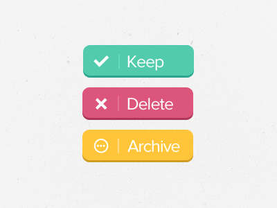 Keep button by Jas Jassal