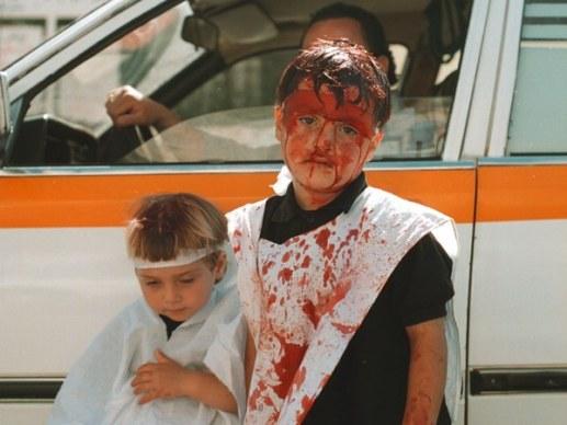 Ashoura Young Boys, Nabatieh, Lebanon 1997