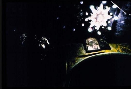 Nativity Church silver star room 2, 1999