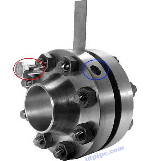 Jack Screw Flange