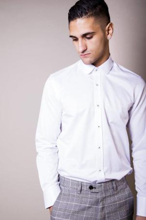 Overhemd-met-ronde-kraag
