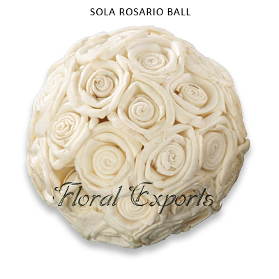 Sola Rosario Ball-Sola Decoration Balls