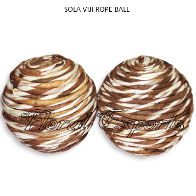 Sola Viji Rope Ball-Sola Ball Supplies