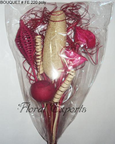 Dried Flowers Arrangements colour - Wholesale Dried Arrangements Suppliers