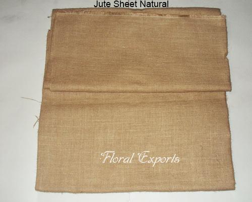 Jute Sheet Natural - Jute Sheet Wholesale Suppliers