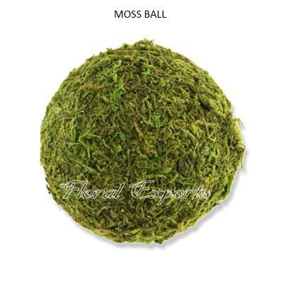 Moss Ball 8cm - Moss Balls Wholesale