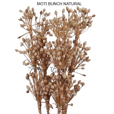 Moti Bunch Natural - Decorative Bunch Wholesale