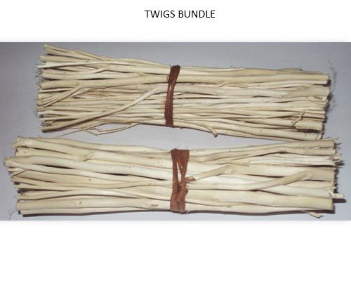 Twigs Bundle Natural - Deco Bundle Manufacturer