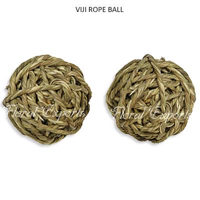 Vizi Rope Ball - Decorative Balls for Vases