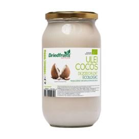 Ulei Cocos Alimentar BIO - scapa de celulita acasa