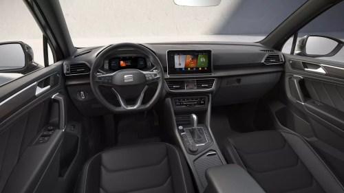 سيات تاراكو 2021 من الداخل (seat tarraco 2021 interior)