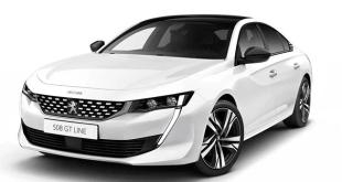 مواصفات Peugeot 508 2021 gt line