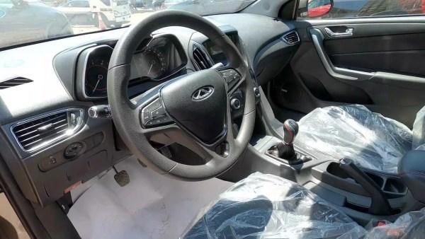 cherry Arizo 5 2022 manual interior