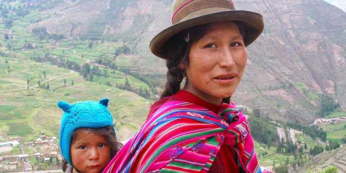 Volunteer in the Sacred Valley in Peru