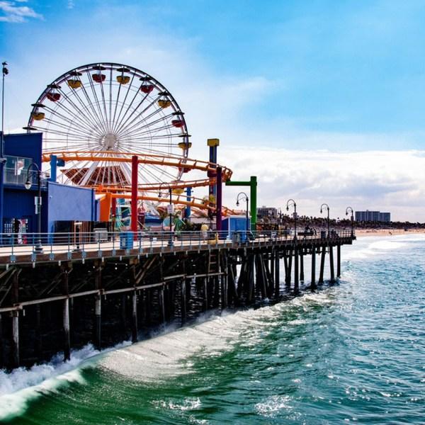 Santa Monica Peer LA