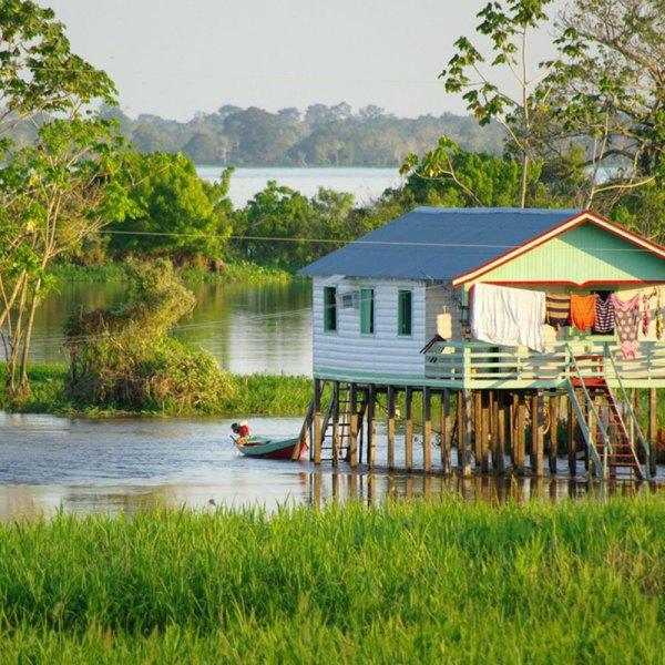 Drifters Guide Brazil Amazon Rio Experience Tour