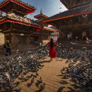 Drifter's Guide to the Planet - spiritual Nepal temples tour