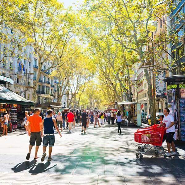 Barcelona Raval Tapas Tour