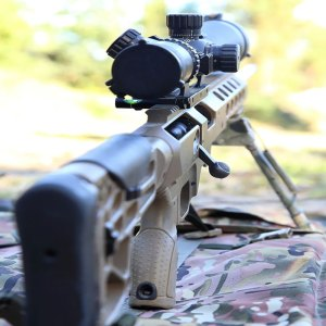 Ukraine Shooting Tour Experience